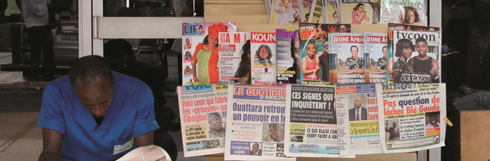 Cote D Ivoire 2015 Media and Advertising
