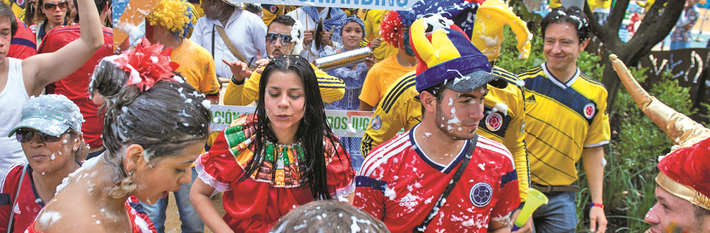 Colombia Sports