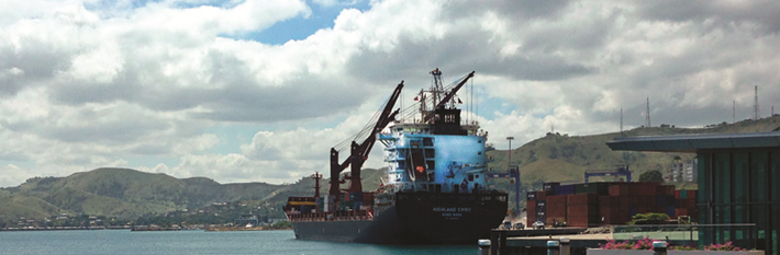 Papua New Guinea Trade and Investment