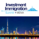 Investment Immigration Summit MENA Banner advert