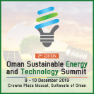 Oman Sustainable Energy and Technology Summit Banner advert