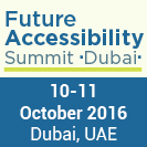Future Accessibility & Assistive Technology Summit banner advert
