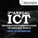 3rd Annual Information Communication Technology Africa