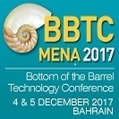 BBTC MENA 2017 - Bottom of the Barrel Technology Conference  Banner Advert