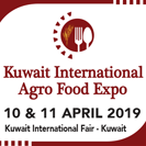 Kuwait International Agro Food Expo banner advert