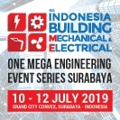 The 4th Indonesia Building Mechanical and Electrical Expo 2019 Banner Advert