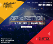 Singapore FinTech Festival x Singapore Week of Innovation and TeCHnology 2019