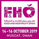 Food and Hospitality Oman Banner advert