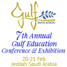 7th Gulf Education Conference and Exhibition Banner Advert