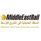 Middle East Rail banner advert
