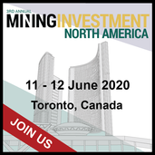 3rd Annual Mining Investment North America Banner advert