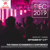 Oman E-Commerce Conference banner advert