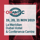 The 17th annual Operations & Maintenance Conference in the Arab Countries (OMAINTEC 2019) Banner advert