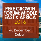 PERE Growth Forum: Middle East & Africa banner advert