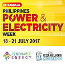 5th Annual Philippines Power & Electricity  banner