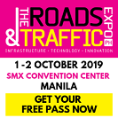 The Road and Traffic Expo 2019