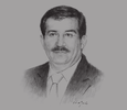 Sketch of Amar Ghoul, Minister of Tourism