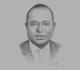 Sketch of Henry Rotich, Cabinet Secretary, National Treasury