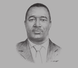 Sketch of Moses Ikiara, Managing Director, Kenya Investment Authority (KenInvest)