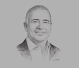 Sketch of Christian Daes, Chief Operating Officer, Tecnoglass