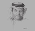 Sketch of Yousef Mohammed Rasool Khoory, CEO, Mohammed Rasool Khoory & Sons