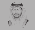 Sketch of Sheikh Hamdan bin Zayed Al Nahyan