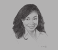 Sketch of Racquel Moses, President, InvesTT