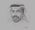 Sketch of Mohammad Ghazi Al Mutairi, CEO, Kuwait National Petroleum Company (KNPC)