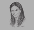 Sketch of Ghosson Ghassan Al Khaled, COO, ACICO Industries Company