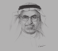 Sketch of Abdulrahman Al Zamil, Chairman, Council of Saudi Chambers of Commerce and Industry