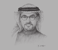 Sketch of Zeyad Khoshaim, Managing Partner, Khoshaim & Associates