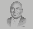 Sketch of Abdul-Nashiru Issahaku, Governor, Bank of Ghana
