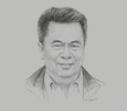 Sketch of U Kyaw Kyaw Hlaing, Chairman, SMART Group of Companies