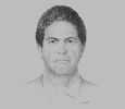 Sketch of Ramzi Omais, Chairman and CEO, SOTICI