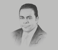 Sketch of Omar El Maghawry, CEO, FEP Capital