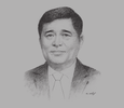 Sketch of Nguyen Chi Dung, Minister of Planning and Investment