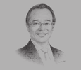 Sketch of Bui Ngoc Bao, Chairman, Vietnam National Petroleum Group (Petrolimex)