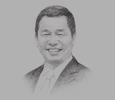 Sketch of Truong Gia Binh, Chairman, FPT Corporation