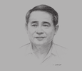 Sketch of Truong Quang Nghia, Minister of Transport