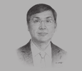 Sketch of Vu Bang, Chairman, State Securities Commission (SSC)