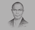Sketch of Andrew Saisi, CEO, National Housing Corporation (NHC)