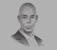 Sketch of Paul Muthaura, CEO, Capital Markets Authority