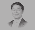 Sketch of Albert D Altura, President, AG&P