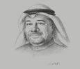 Sketch of Khaled Mahdi, Secretary-General, Supreme Council for Planning and Development