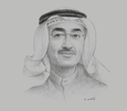 Sketch of Jamal Jaafar, CEO, Kuwait Oil Company (KOC)