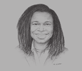 Sketch of Yewande Sadiku, Executive Secretary, Nigerian Investment Promotion Commission