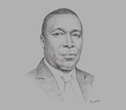 Sketch of Afamefuna Nwokedi, Principal Counsel and Group Head, Stillwaters Law Firm