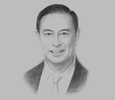 Sketch of Thomas Lembong, Chairman, Indonesia Investment Coordinating Board