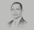 Sketch of Mohammad Nasih, Rector, Universitas Airlangga