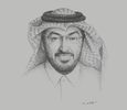 Sketch of Nabeel Mohammed Al Buenain, Group CEO, Qatari Diar